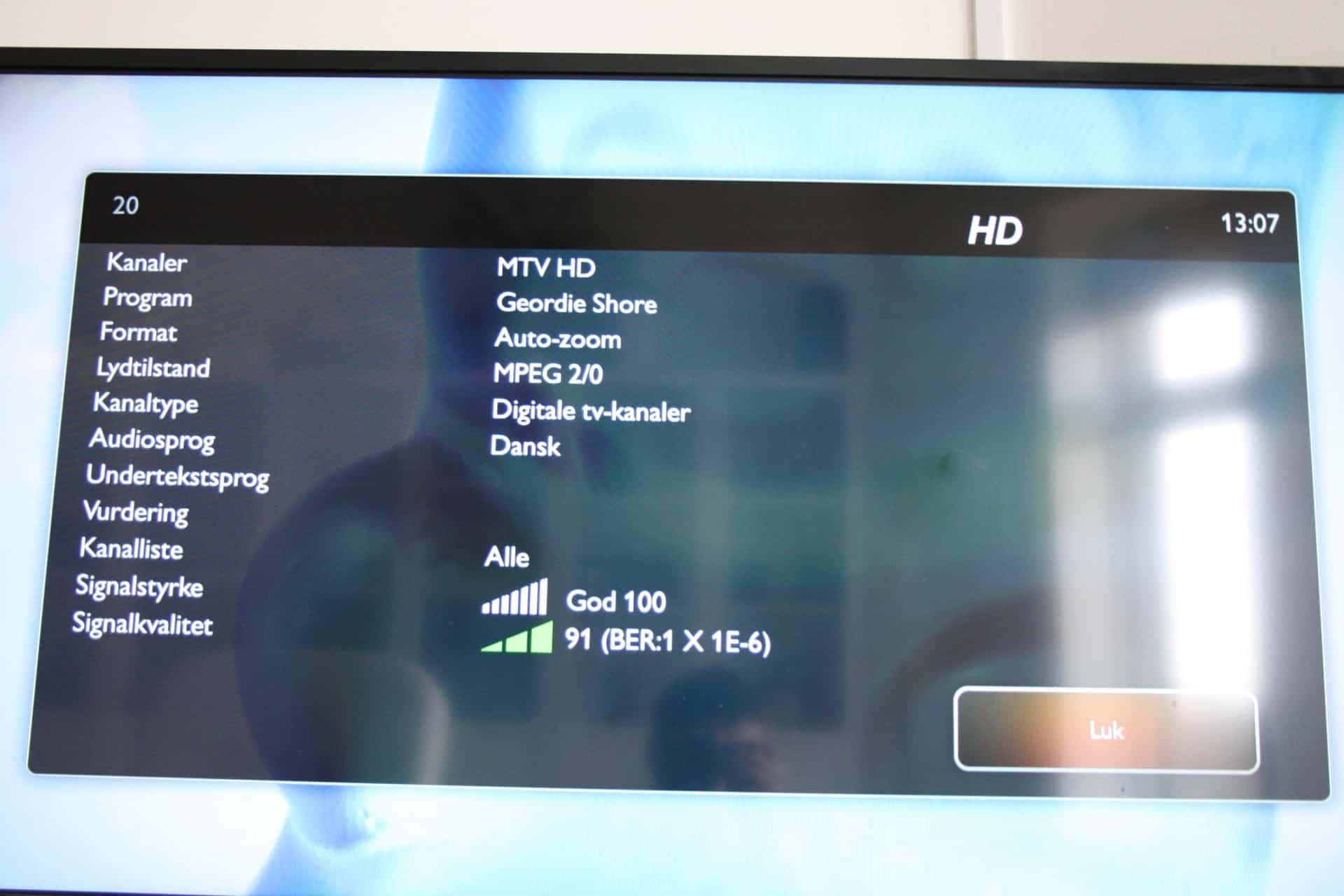 hvilken antenneforstærker til yousee kabel tv og bredbånd