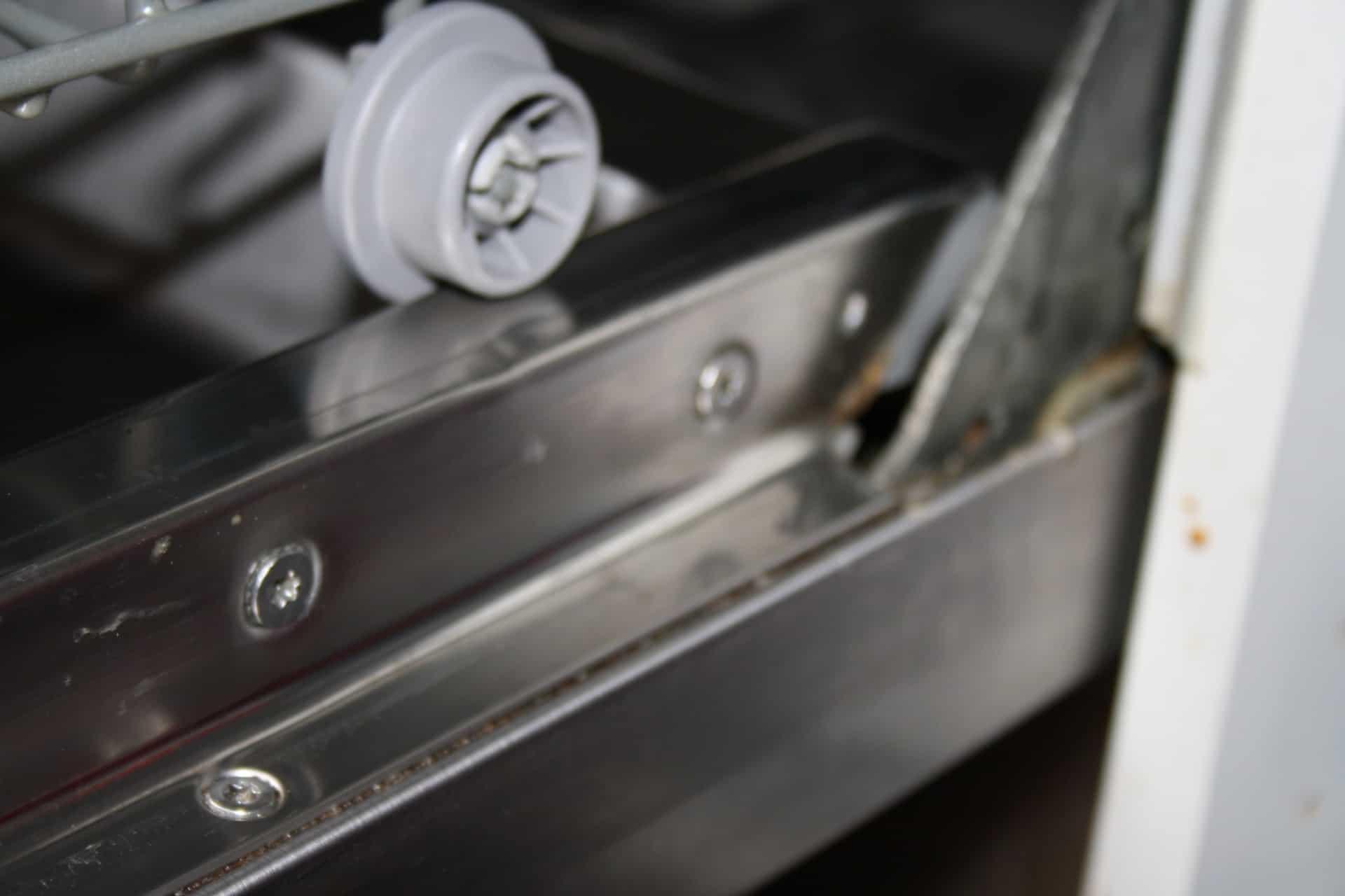 siemens opvaskemaskine vasker ikke rent