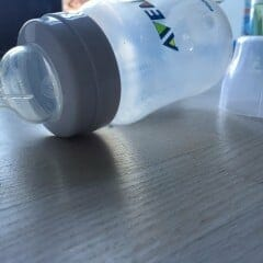 Rengøring af sutteflasker