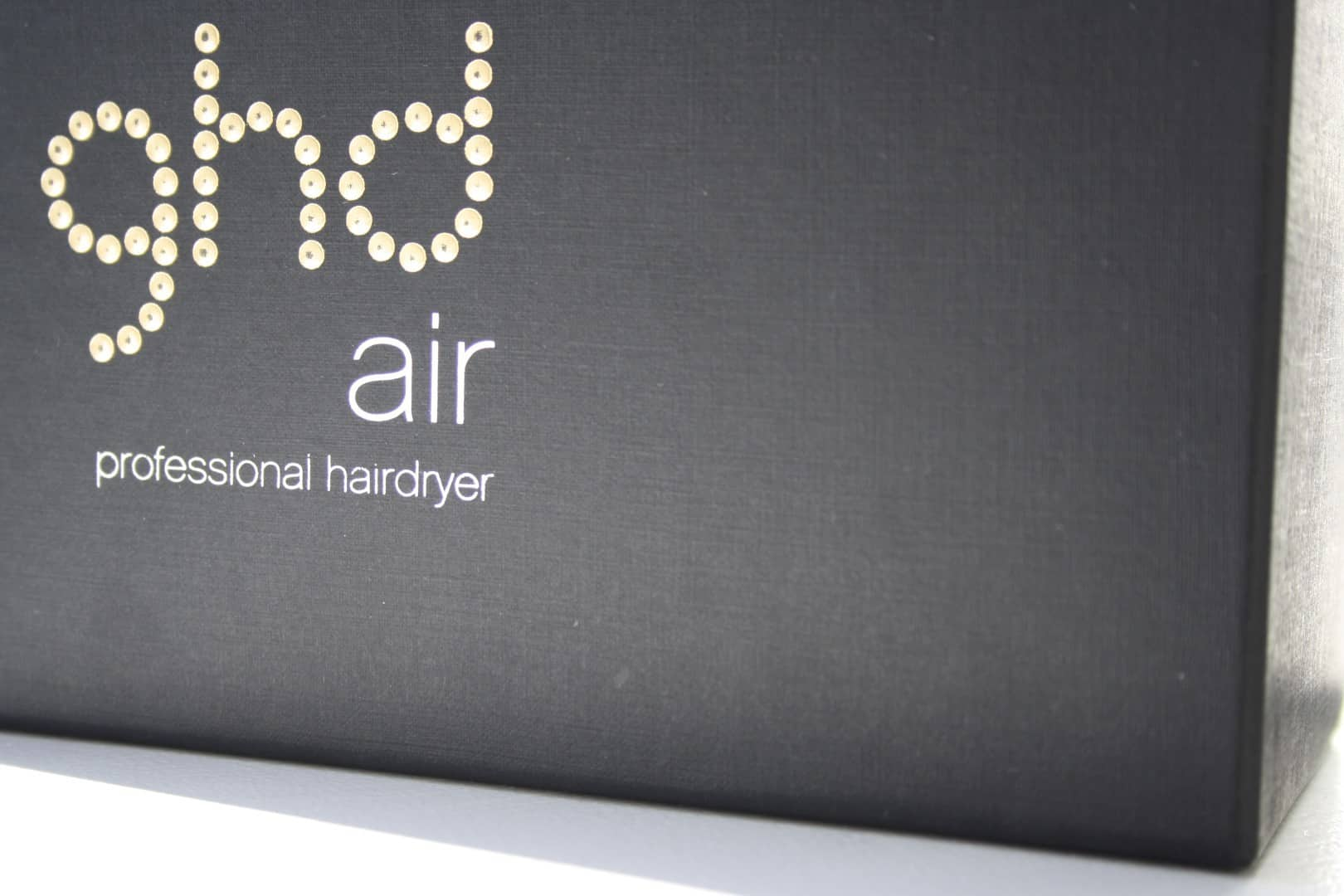 Hårtørrer test – GHD Air
