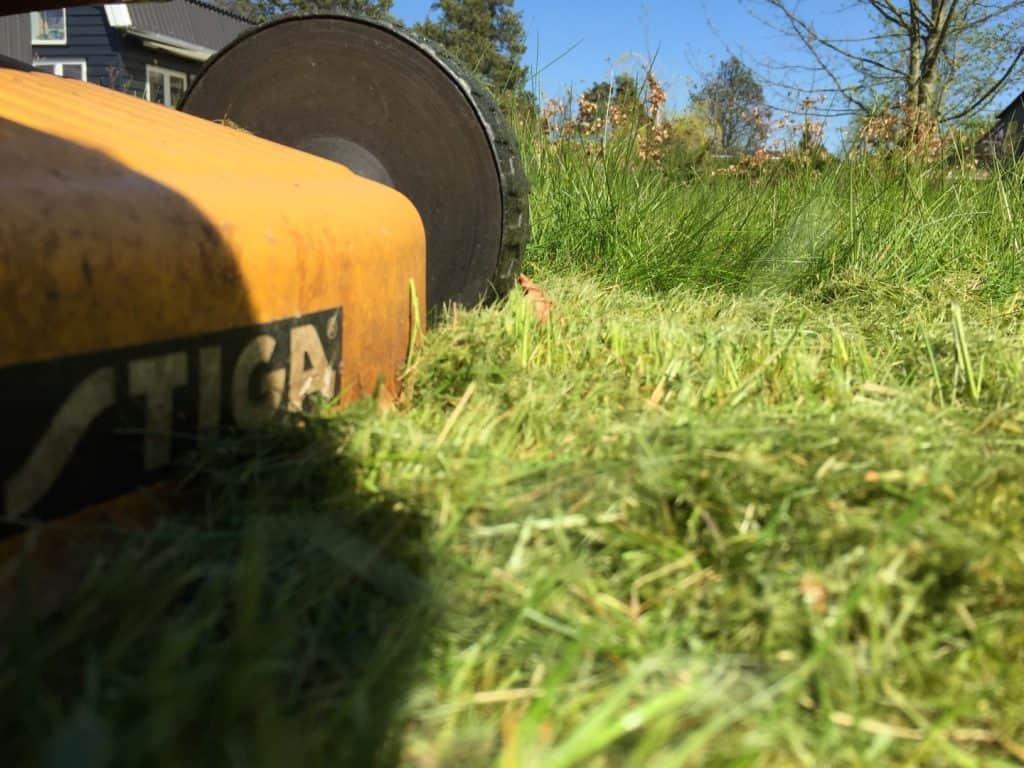 klip græsset