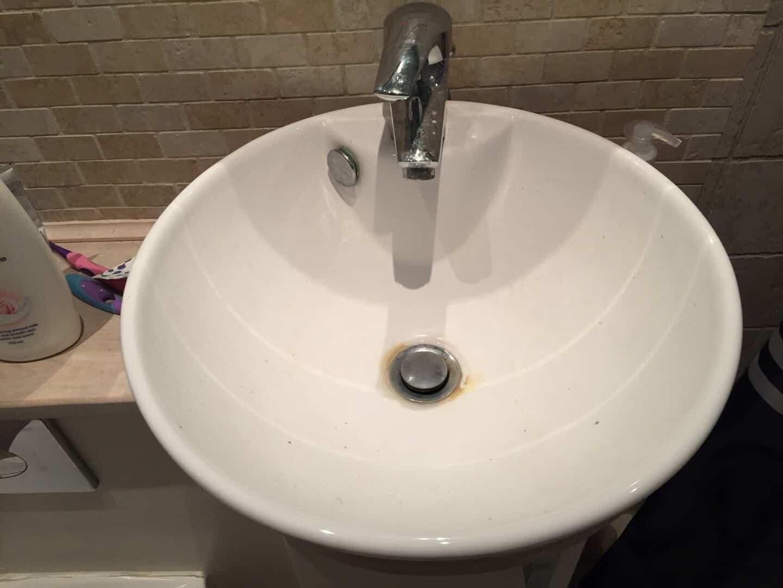 rengøring af håndvask