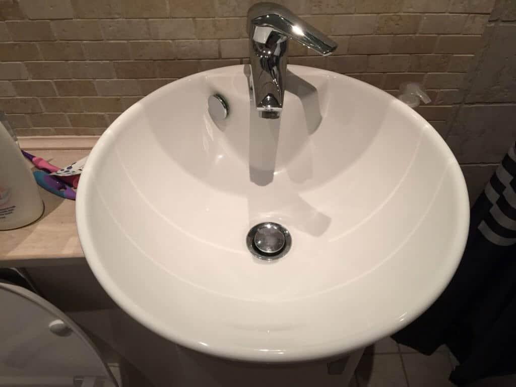 Rengjort håndvask