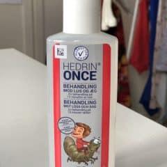 Lus i håret – kom i gang med lusekur og lusekam