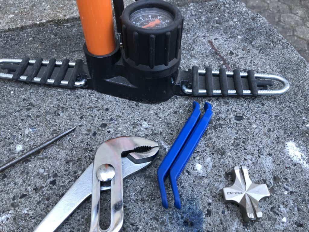 værktøj egerskift