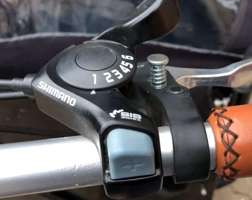 6 gear ladcykel