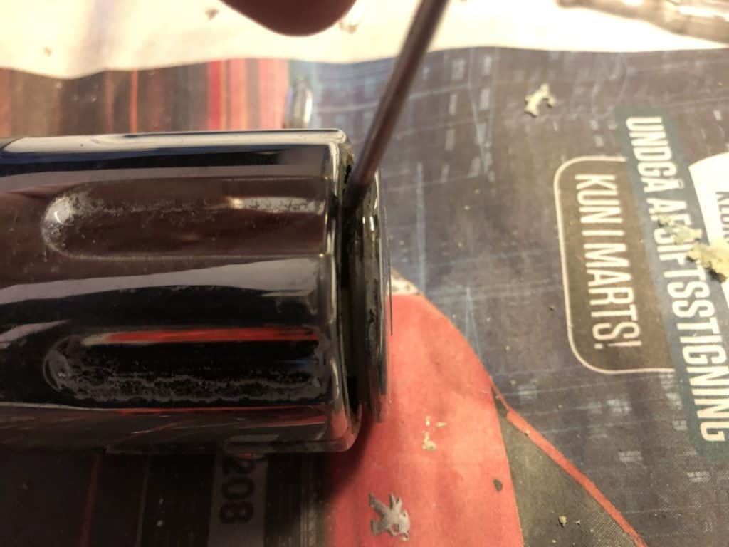 Dæksel GROHE brusebatteri