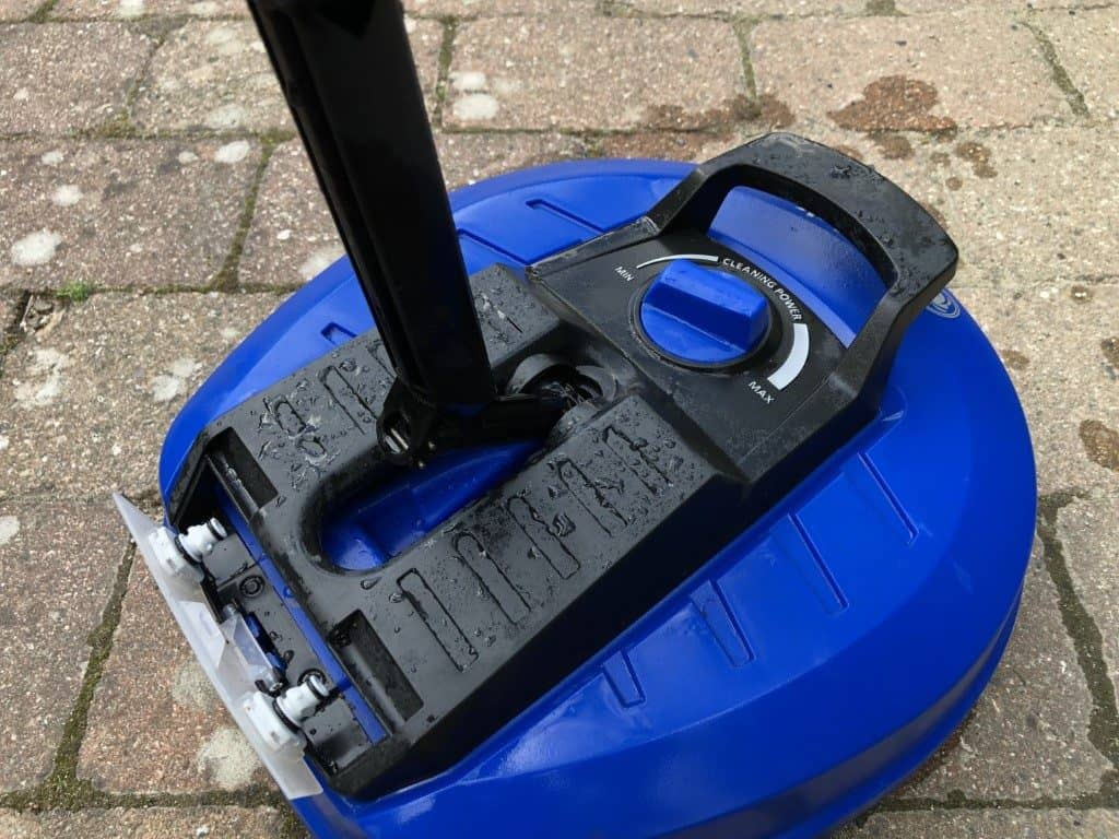 Power Patio Cleaner og ekstra dyser