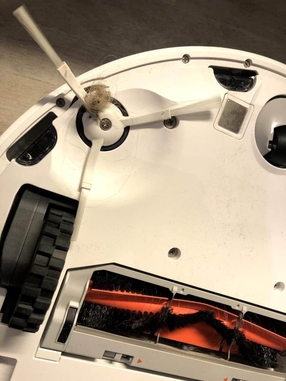 Robotstøvsuger test