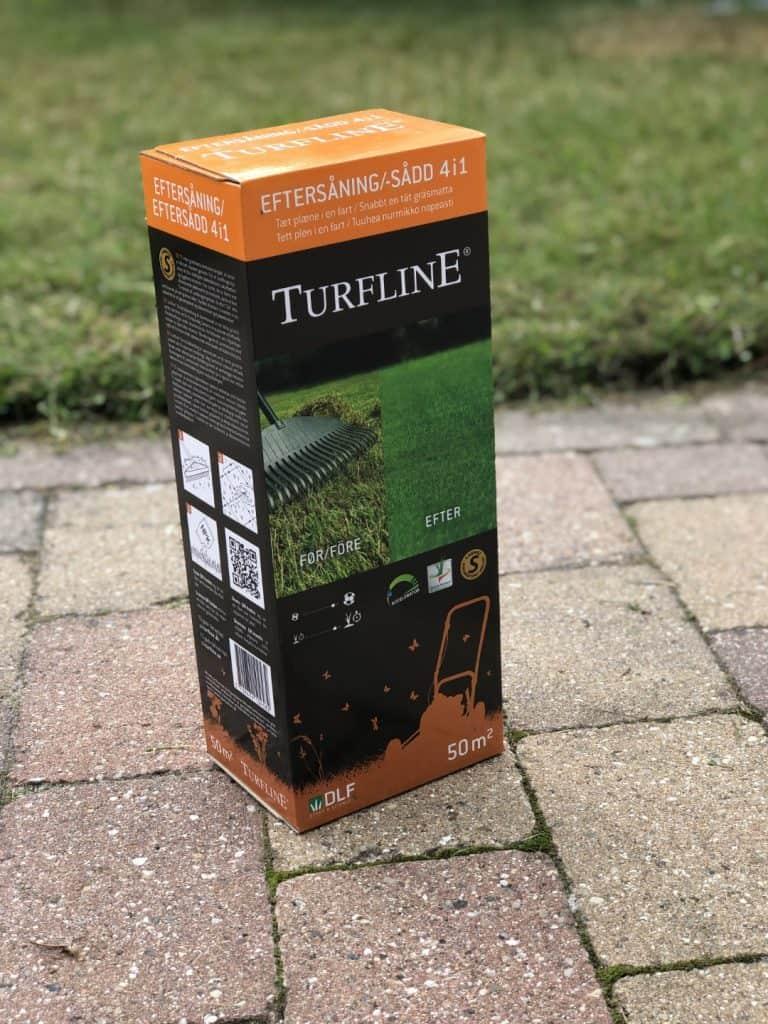 Turfline eftersåning