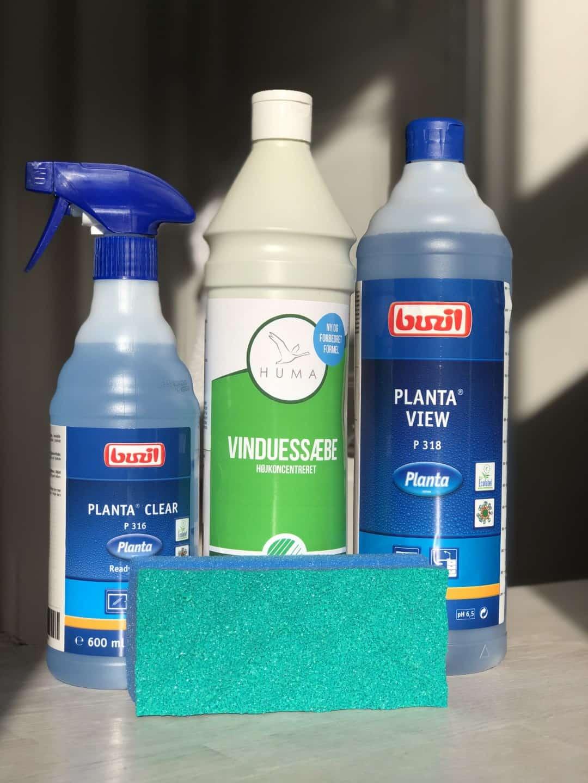 Produkter fra Huma