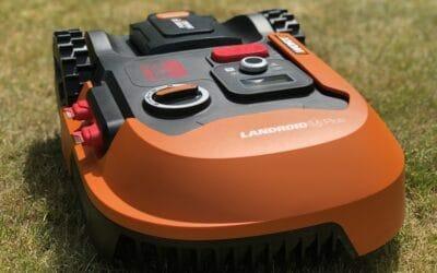 Robotplæneklipper test – Landroid M500 Plus